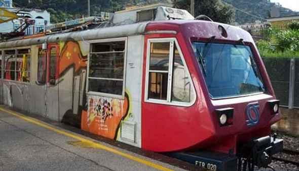 Aggredisce i Carabinieri per non farsi controllare sul treno