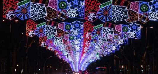 Natale 2017, ZTL e Luminarie: si parte