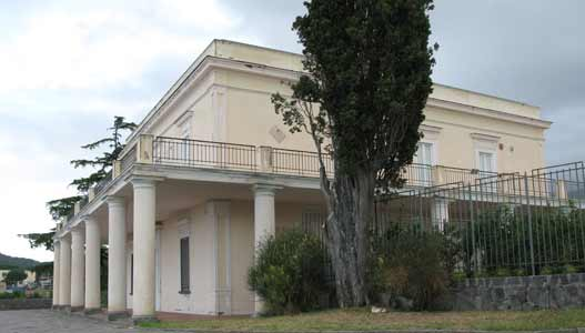 Ancora polemica per Villa delle Ginestre