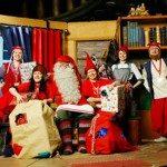 Babbo Natale mette casa ad Ercolano