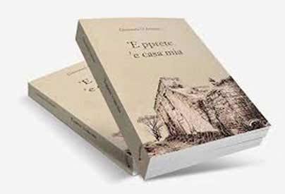 L'ultimo libro di poesie di Giovanni D'Amiano: 'pprete 'e casa mia