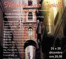 """Il 21 e 28 dicembre Al Buon Consiglio """"Natale in casa Cupiello"""""""