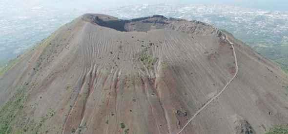 Il Vesuvio trema ancora, scossa che rientra nella normalità