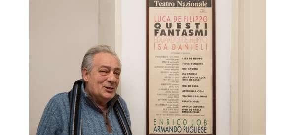 "Gigi De Luca tra ""I bastardi di Pizzofalcone"""