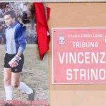 """La Tribuna del """"Liguori"""" porterà il nome di Enzo Strino"""