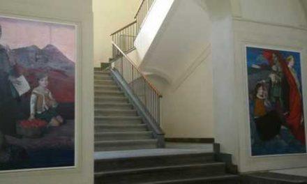 Quattro opere di Ciro Adrian Ciavolino donate al Comune