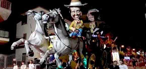 Successo per il Carnevale in Litoranea