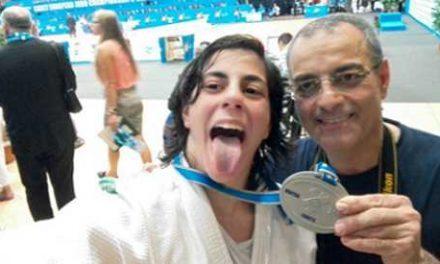 La corallina Nadia Simeoli è vice campione d'Europa!