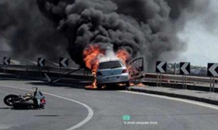 Spaventoso incidente, tragedia sfiorata