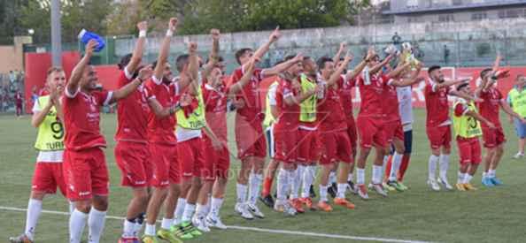 Picci-Tarallo, la Turris batte il Pomigliano nell'esordio in Coppa Italia