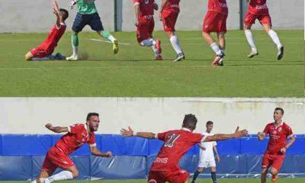 De Rosa ed Evacuo, storie di un gol inaspettato e di un gol atteso