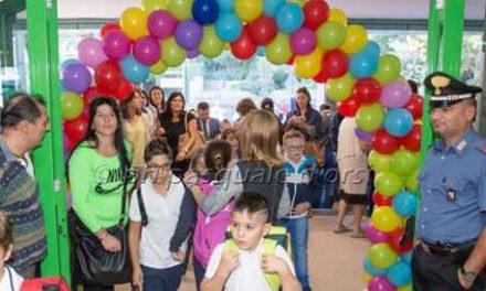 Inaugurata la nuova scuola De Nicola-Sasso