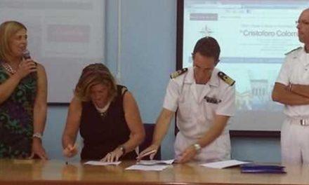 Siglato Protocollo d'Intesa tra Nautico e Capitaneria di Torre del Greco