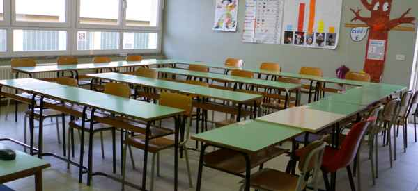 Controllo di stabilità nelle scuole, la D'Orsi chiusa per inagibilità