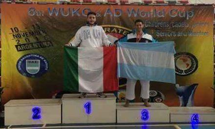 Karate, Formisano vince la Coppa del Mondo