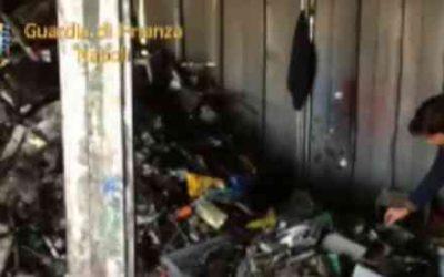 Discarica nel parco Nazionale del Vesuvio, 40enne nei guai