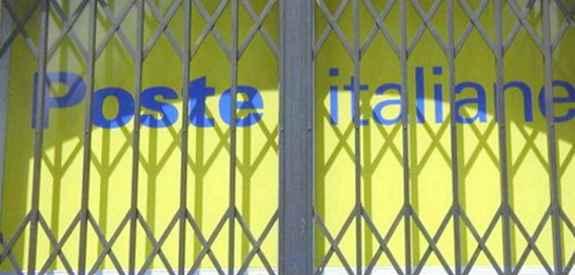 A Torre del Greco le Poste Centrali restano chiuse per 10 giorni