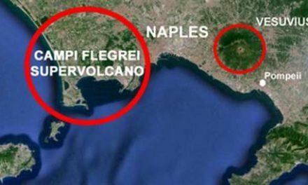Campi Flegrei, supervulcano a rischio eruzione?