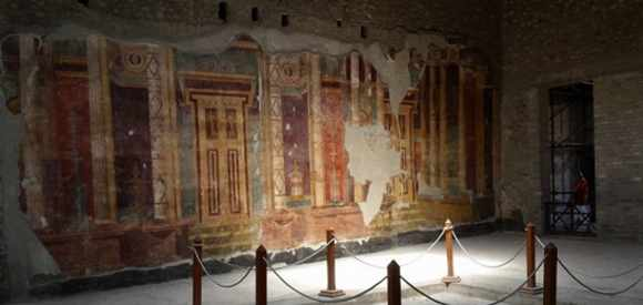 Mostra sui reperti di Oplontis a Palazzo Criscuolo