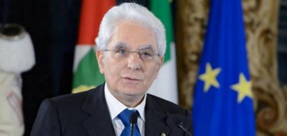 Presidente della Repubblica, Sergio Mattarella a Pietrarsa