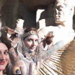 """""""L'oro di Napoli"""", grande successo per Weronique Art"""