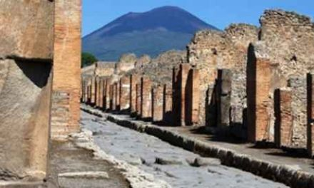 Scoperta eccezionale a Pompei, ritrovato il Sauro Bardato di un generale