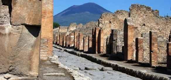 Scoperto Narciso a Pompei