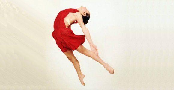 La ballerina napoletana Angela Manfredi all'International Ballet Fest