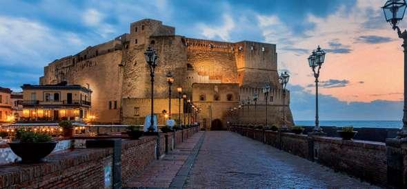 """Al Castel dell'Ovo di Napoli, Mostra Internazionale d'arte contemporanea """"Emozioni in Mostra – l'Armenia incontra il mondo"""""""