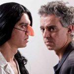 "Al Nostos Teatro, Andrea Cosentino in ""Not here not now"""
