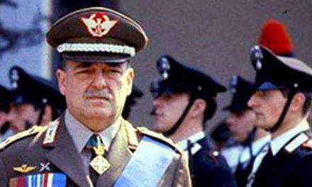 Viale Campania intitolato al Generale Carlo Alberto Dalla Chiesa