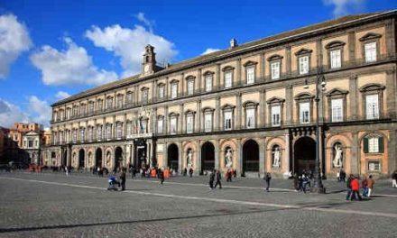 Appuntamenti: Visite a Santa Maria Egiziaca, Palazzo Reale di Napoli, la chiesa della Famiglia dei Cinesi, Quartieri Spagnoli 🗓