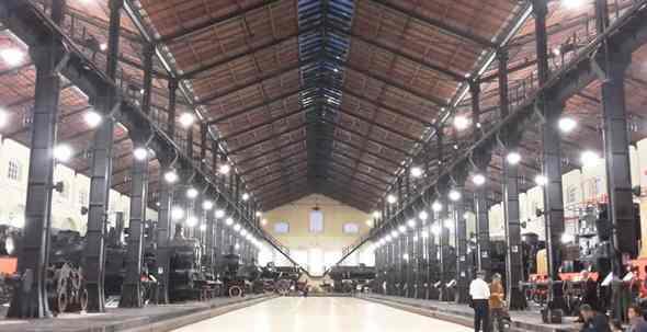 Biglietto integrato Scavi di Ercolano e Museo ferroviario di Pietrarsa