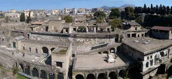 Pubblicato il bando di gara per il miglioramento dell'accessibilità dell'Area Archeologica 🗓