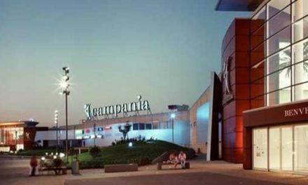 """Furto al centro commerciale """"Campania"""""""