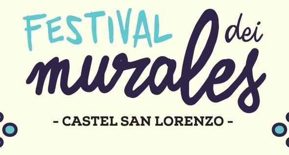 Festival dei Murales a Castel San Lorenzo