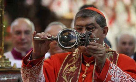 Si è ripetuto il miracolo di San Gennaro