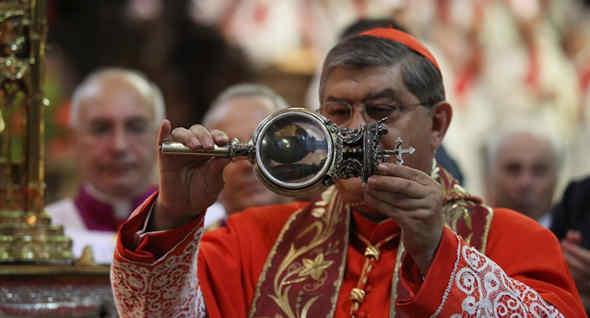 San Gennaro, il miracolo è avvenuto