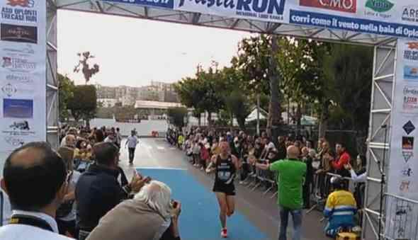 Successo per la quarta edizione della Pasta Run – video