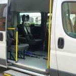 Arriva un nuovopulmino per il trasporto disabili