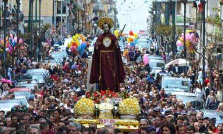 Portici celebra San Ciro, il percorso ed il programma della festa 🗓