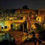 Herculaneum Experience, visite emozionali notturne dell'antica città di Ercolano