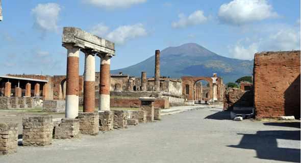 Pompei, Forse è da riscrivere la data dell'eruzione del 79 d. c.