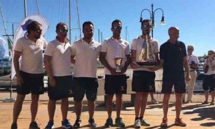Soddisfazione per titolo italiano di vela vinto da due torresi