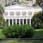 Visita a Villa Pignatelli