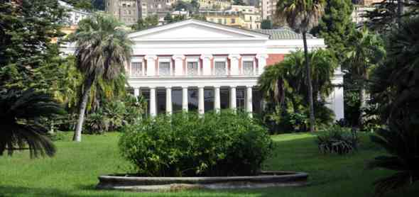 Appuntamenti: Complesso di Regina Coeli, Villa Pignatelli e Chiaia, Sinagoga di Napoli, Villa Fondi a Sorrento