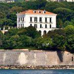 Visita a Villa Rosebery