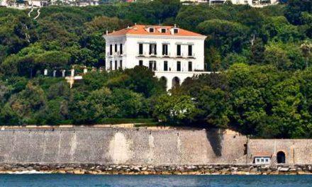 Villa Rosebery, visita esclusiva nell'ambito del #PremioSitiReali