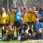 Pallavolo femminile, l'ASD Parco Città di Torre del Greco è campione nazionale ACSI