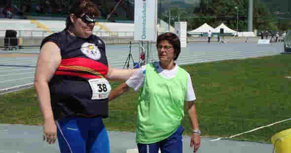 Atletica paralimpica: scudetti tricolori ad Omero Bergamo. Legnante record europeo nel disco